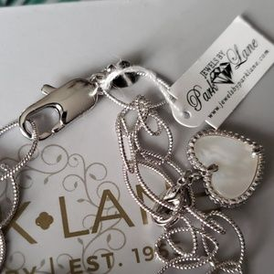 Park Lane Jewelry - CATALINA bracelet NWT. Genuine mother of pearl.